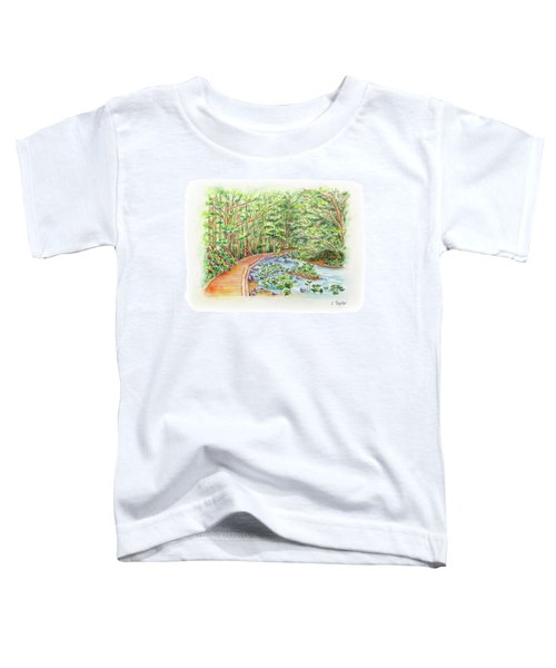 Footbridge Toddler T-Shirt