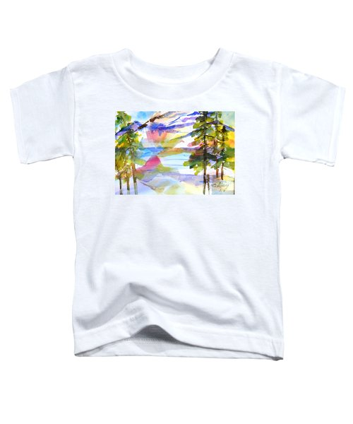 For Love Of Winter #1 Toddler T-Shirt
