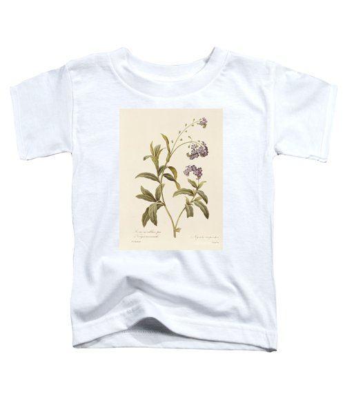Forget Me Not Toddler T-Shirt