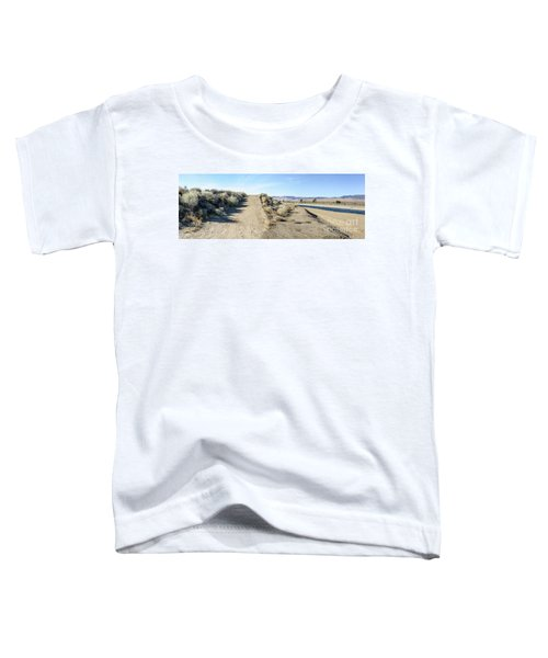 Fork In The Road Toddler T-Shirt