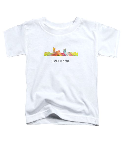 Fort Wayne Indiana Toddler T-Shirt