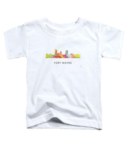 Fort Wayne Indiana Toddler T-Shirt