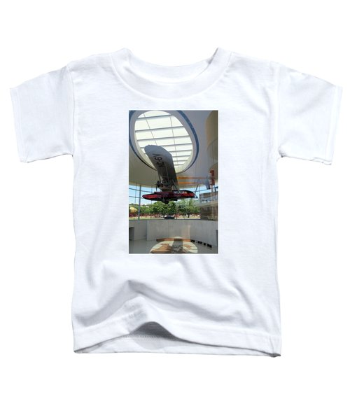 Toddler T-Shirt featuring the photograph Fortaleza Hall, Spirit Of Carnauba by Mark Czerniec