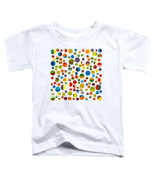 Found My Marbles 3.0 Toddler T-Shirt by Michelle Calkins