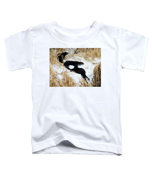 Four Ashore Toddler T-Shirt