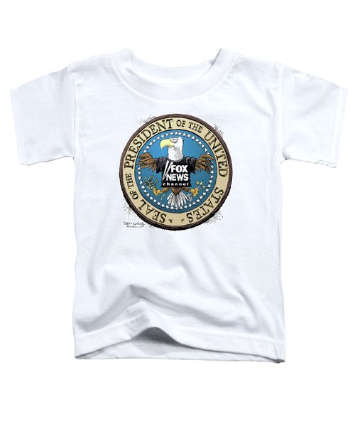Fox News Presidential Seal Toddler T-Shirt