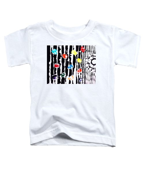 Fractured Light  Toddler T-Shirt