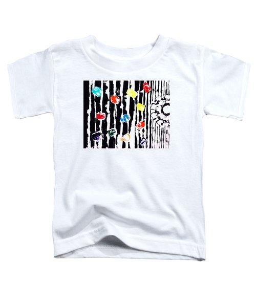 Fractured Light  Toddler T-Shirt