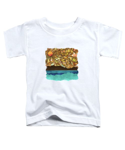 Fractured Sky Toddler T-Shirt