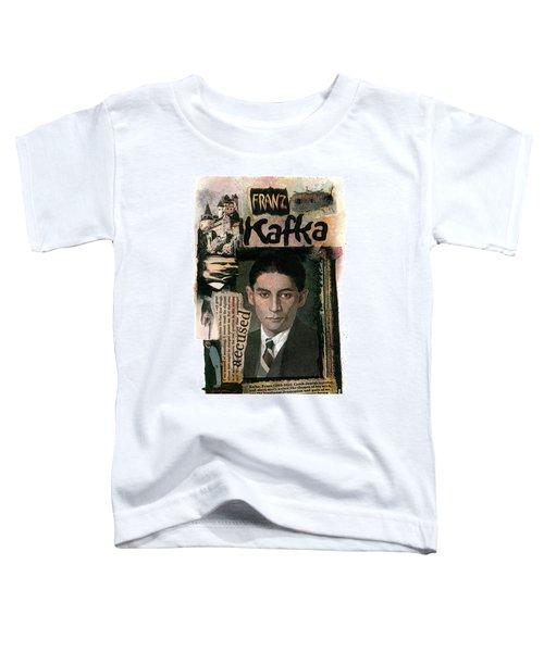 Franz Kafka Toddler T-Shirt