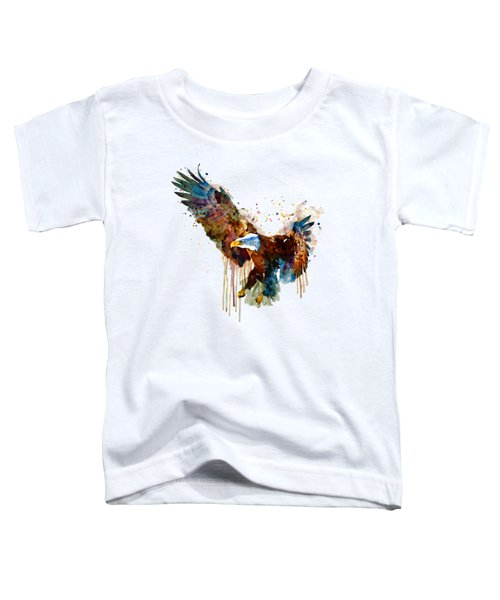 Free And Deadly Eagle Toddler T-Shirt