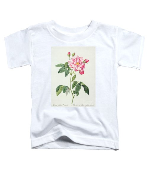 French Rose Toddler T-Shirt