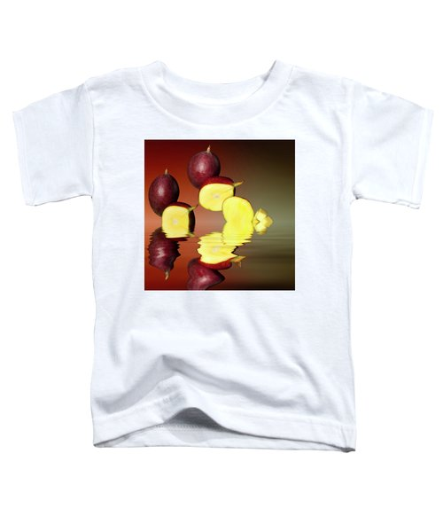 Fresh Ripe Mango Fruits Toddler T-Shirt by David French