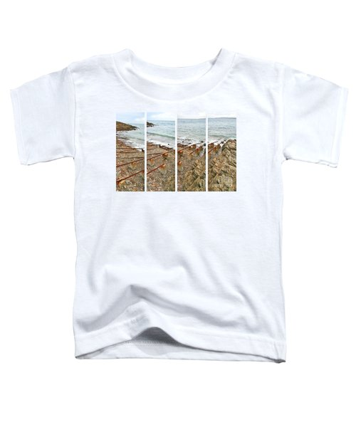 Toddler T-Shirt featuring the photograph From Ship To Shore by Stephen Mitchell