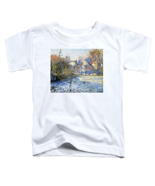 Frost Toddler T-Shirt