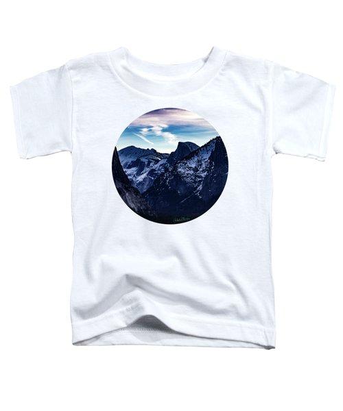 Frozen Toddler T-Shirt by Adam Morsa