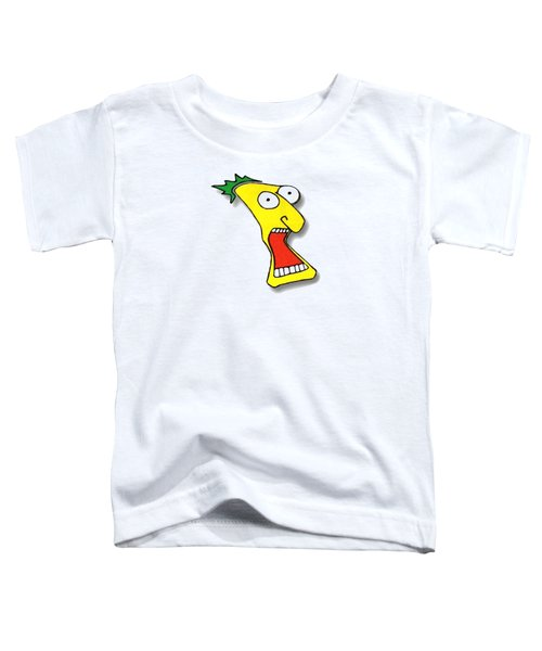 Fu Party People - Peep 008 Toddler T-Shirt by Dar Freeland