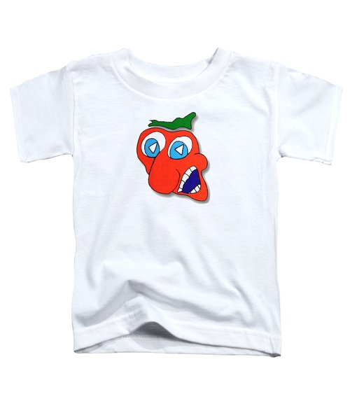 Fu Party People - Peep 013 Toddler T-Shirt by Dar Freeland