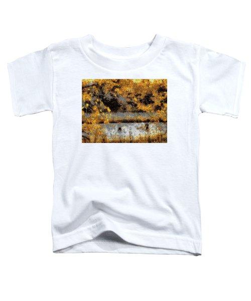 Fuisherman's Cove Toddler T-Shirt