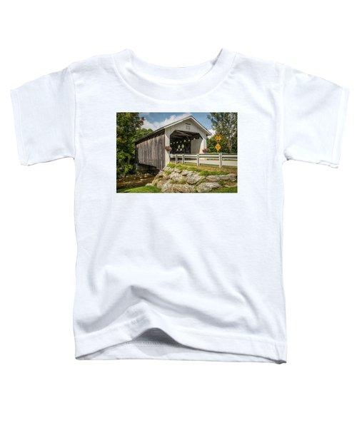 Fuller Bridge Toddler T-Shirt