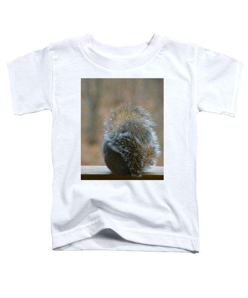 Fur Ball Toddler T-Shirt