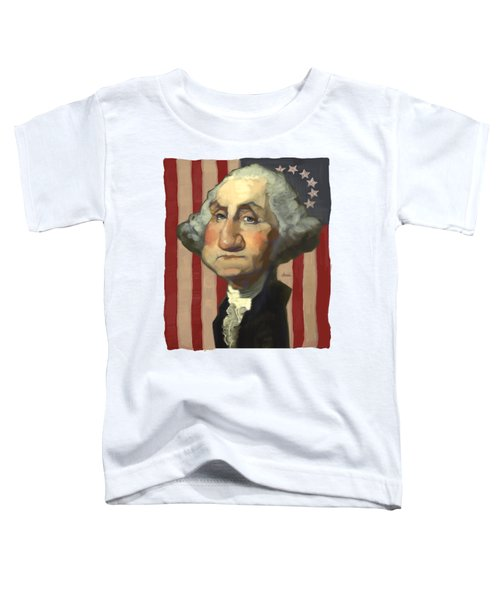G Dub Toddler T-Shirt by Noah Stokes