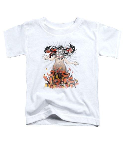 Gaia In Turmoil Toddler T-Shirt