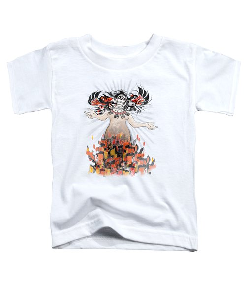 Gaia In Turmoil Toddler T-Shirt