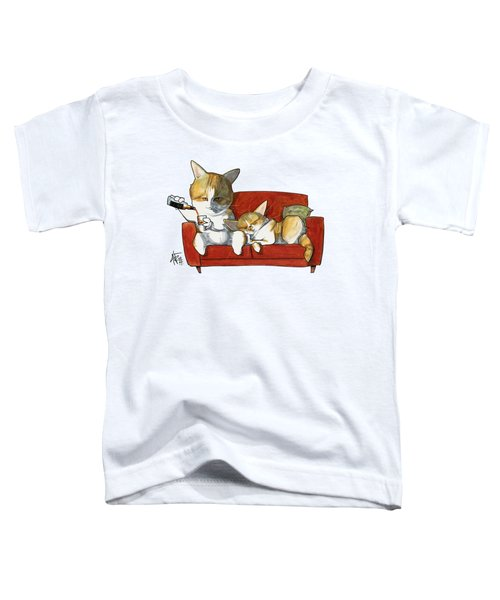 Galmiche 3258 Toddler T-Shirt