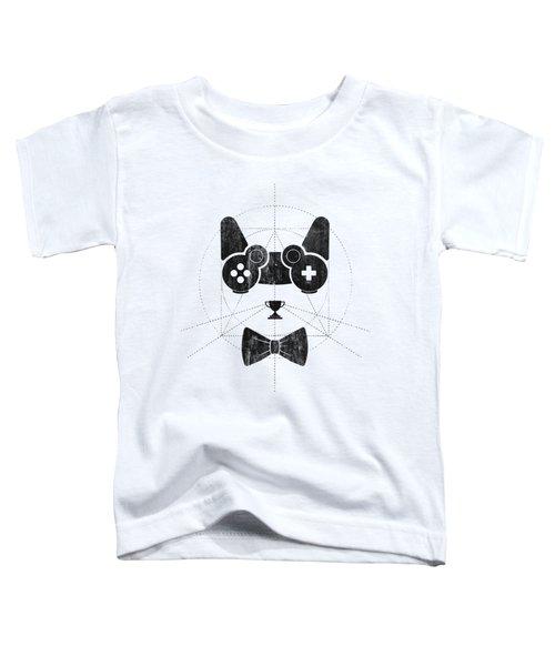 Gameow Toddler T-Shirt by Mustafa Akgul
