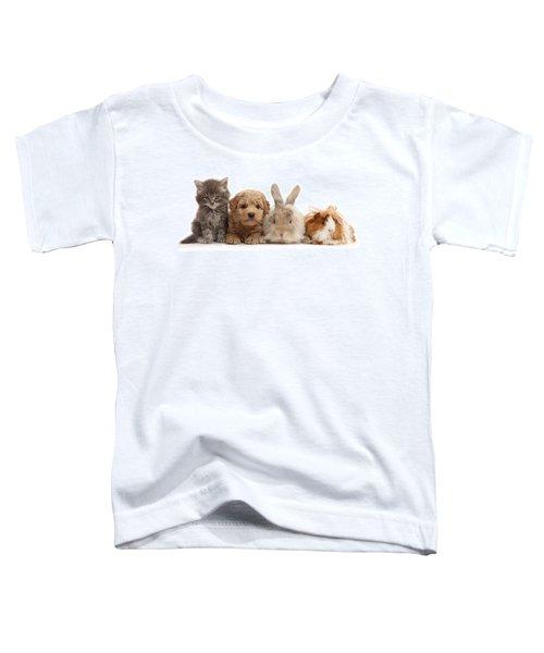 Gang Of Four Toddler T-Shirt