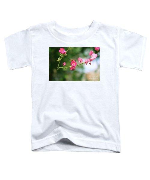 Garden Bug Toddler T-Shirt