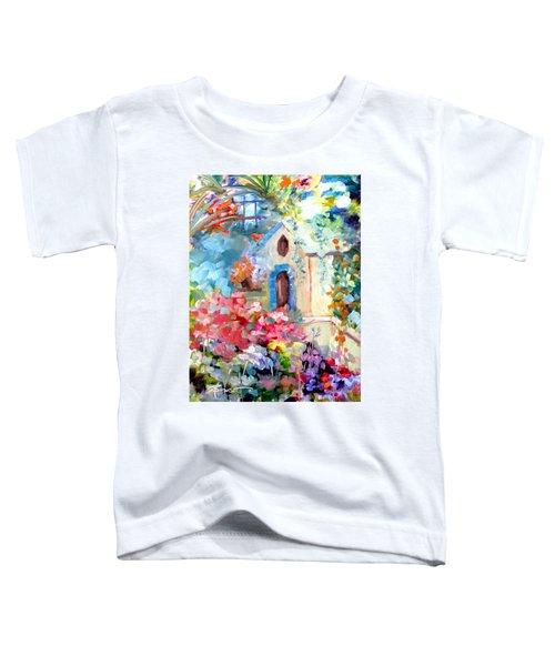 Garden Door  Toddler T-Shirt