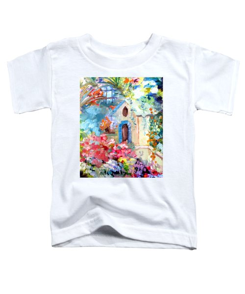 Garden Door  Toddler T-Shirt