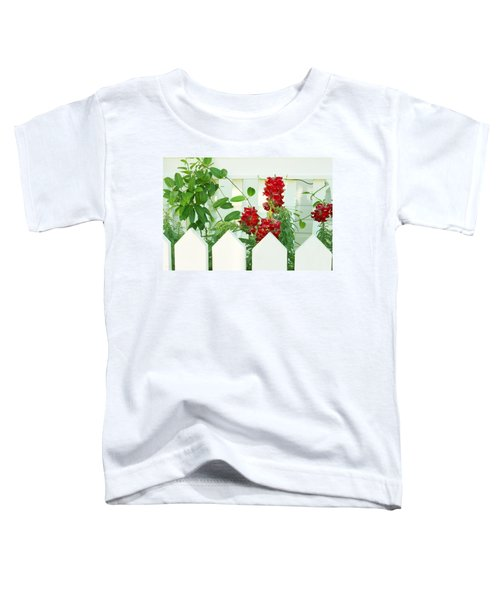 Garden Fence - Key West Toddler T-Shirt