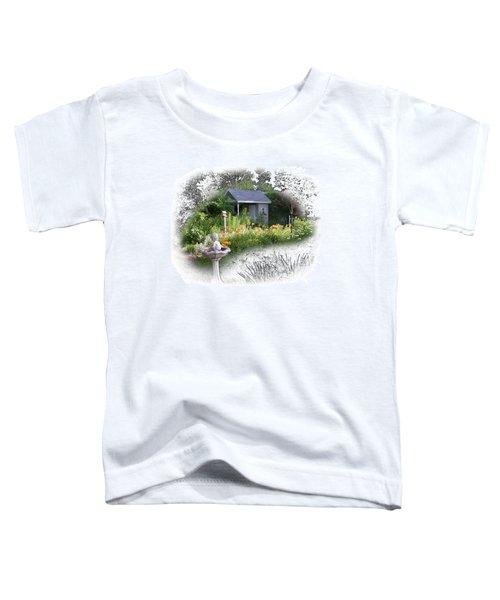 Garden House Toddler T-Shirt
