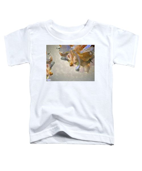 Garlic Skin Gossamer Toddler T-Shirt