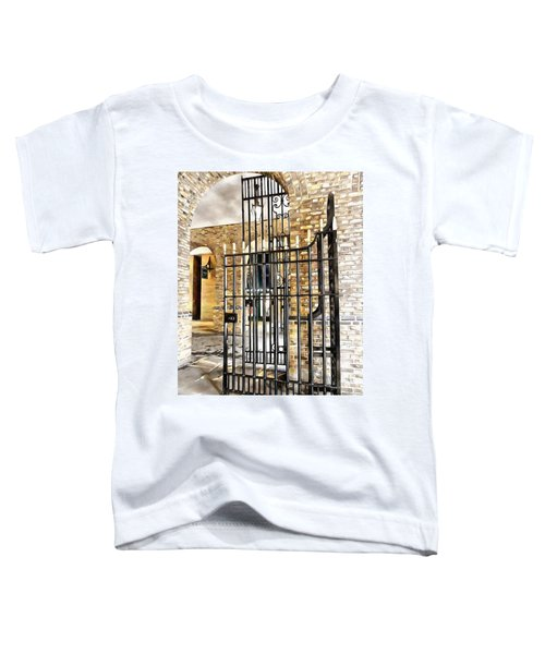 Gates At Hay's Galleria London Toddler T-Shirt