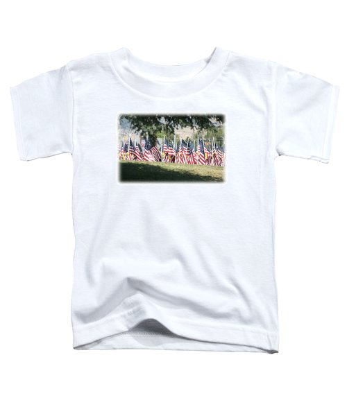 Gathering Of The Guard - 2009 Toddler T-Shirt