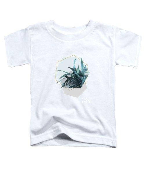 Geometric Jungle Toddler T-Shirt