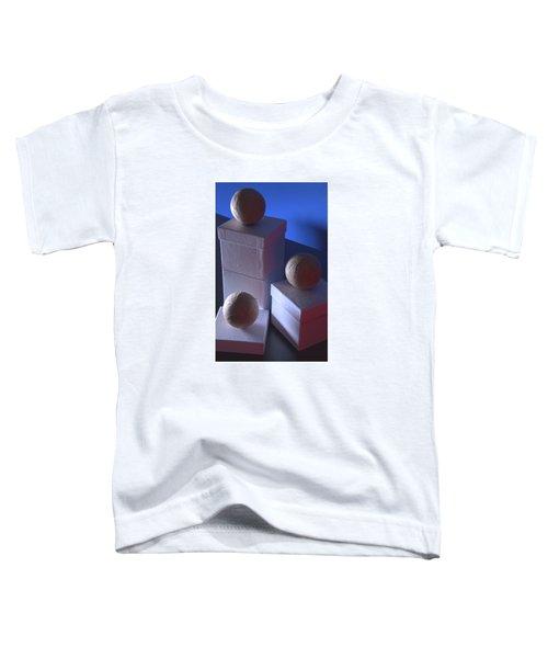 Geometric Triad Toddler T-Shirt