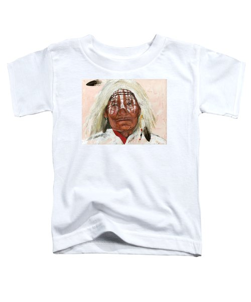 Ghost Shaman Toddler T-Shirt