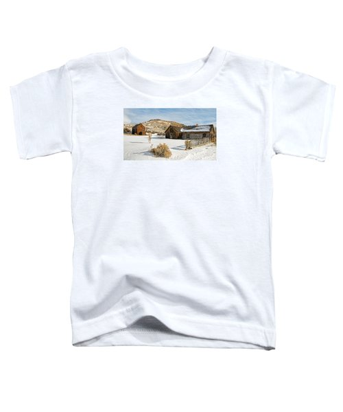 Ghost Town Winter Toddler T-Shirt