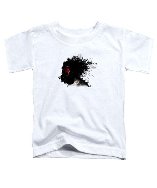 Ghost Warrior Toddler T-Shirt