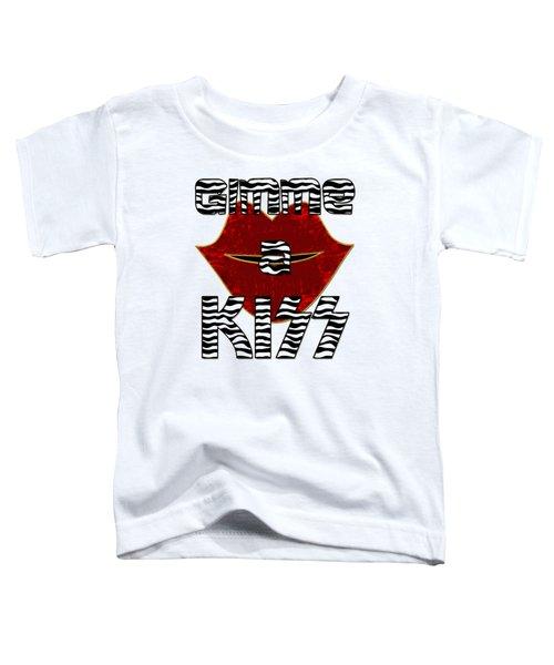 Gimme A Kiss Toddler T-Shirt