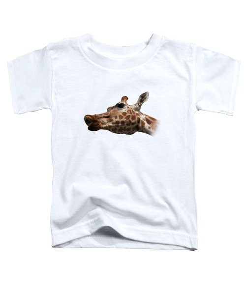 Give Us A Kiss On Transparent Background Toddler T-Shirt