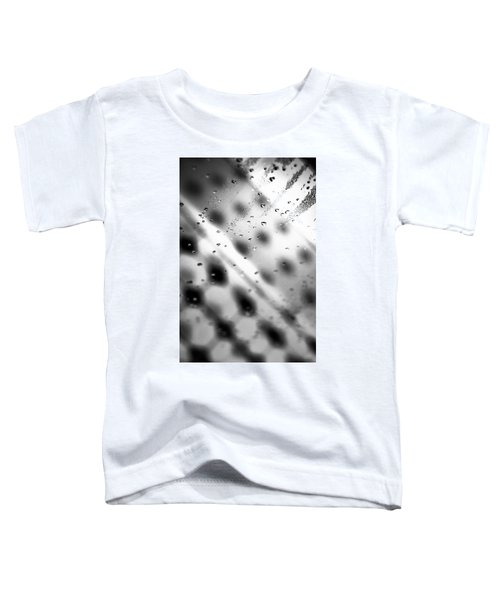 Glass Shower Room Door Toddler T-Shirt