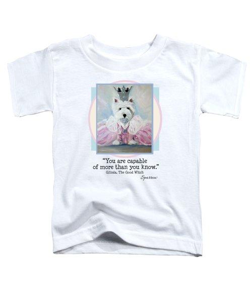 Glinda Says Toddler T-Shirt