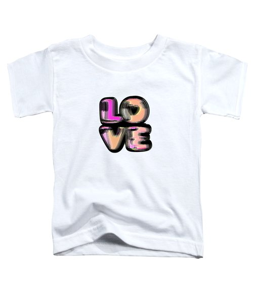 Glitch Toddler T-Shirt