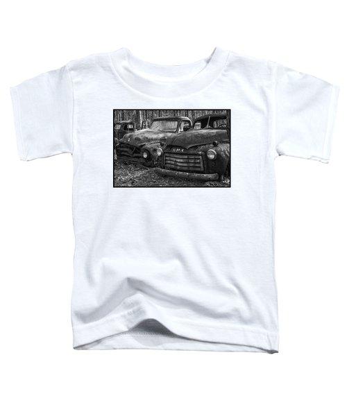 Gmc Truck Toddler T-Shirt